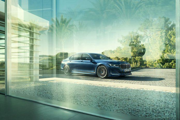 2019 BMW Alpina B7