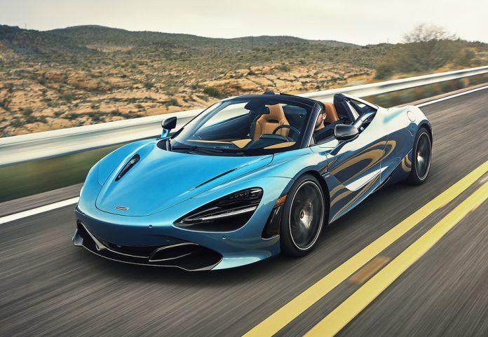 McLaren 720S Spider Review