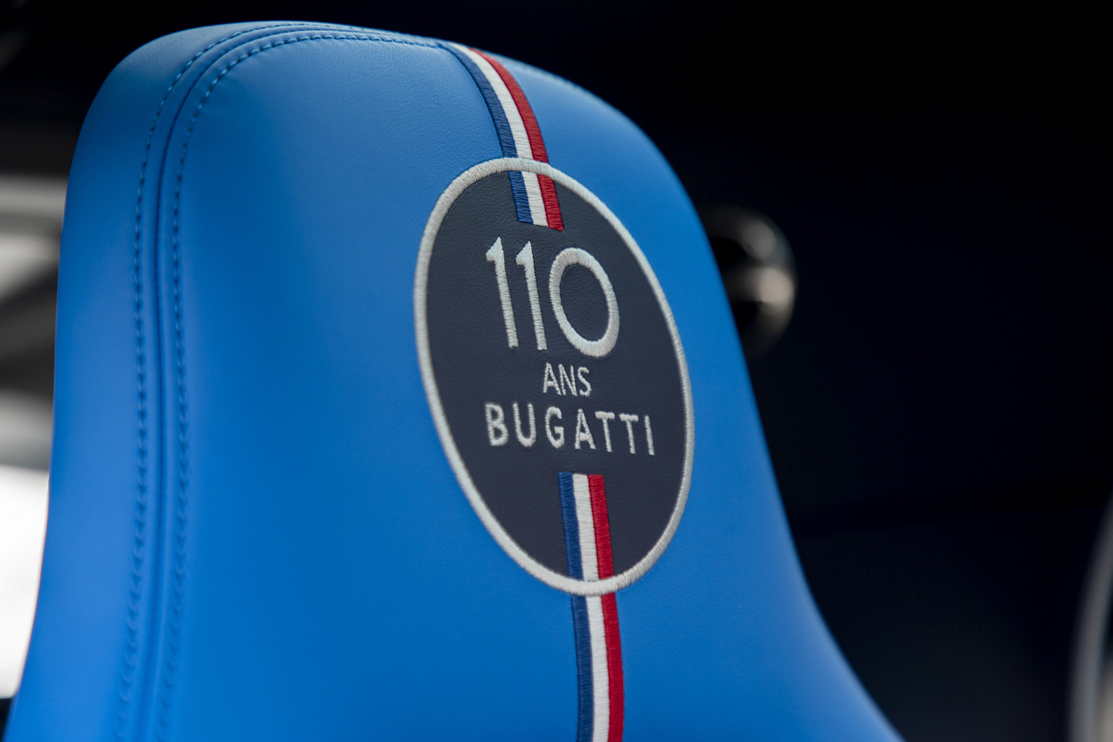 Bugatti celebrates 110th anniversary with special-edition Chiron