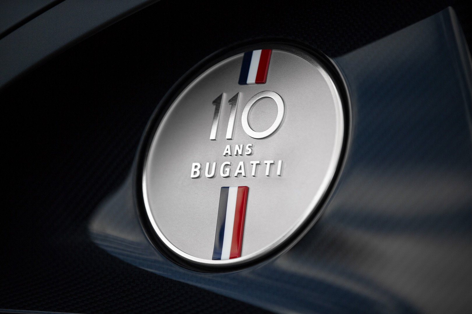 Bugatti celebrates 110 years of production with Chiron Sport '110 ans'
