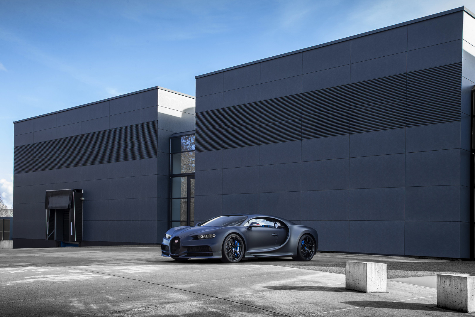 This is the new Bugatti Chiron Sport '110 ans Bugatti'