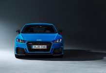 Audi TT RS Coupe and TT RS Roadster Get Facelift