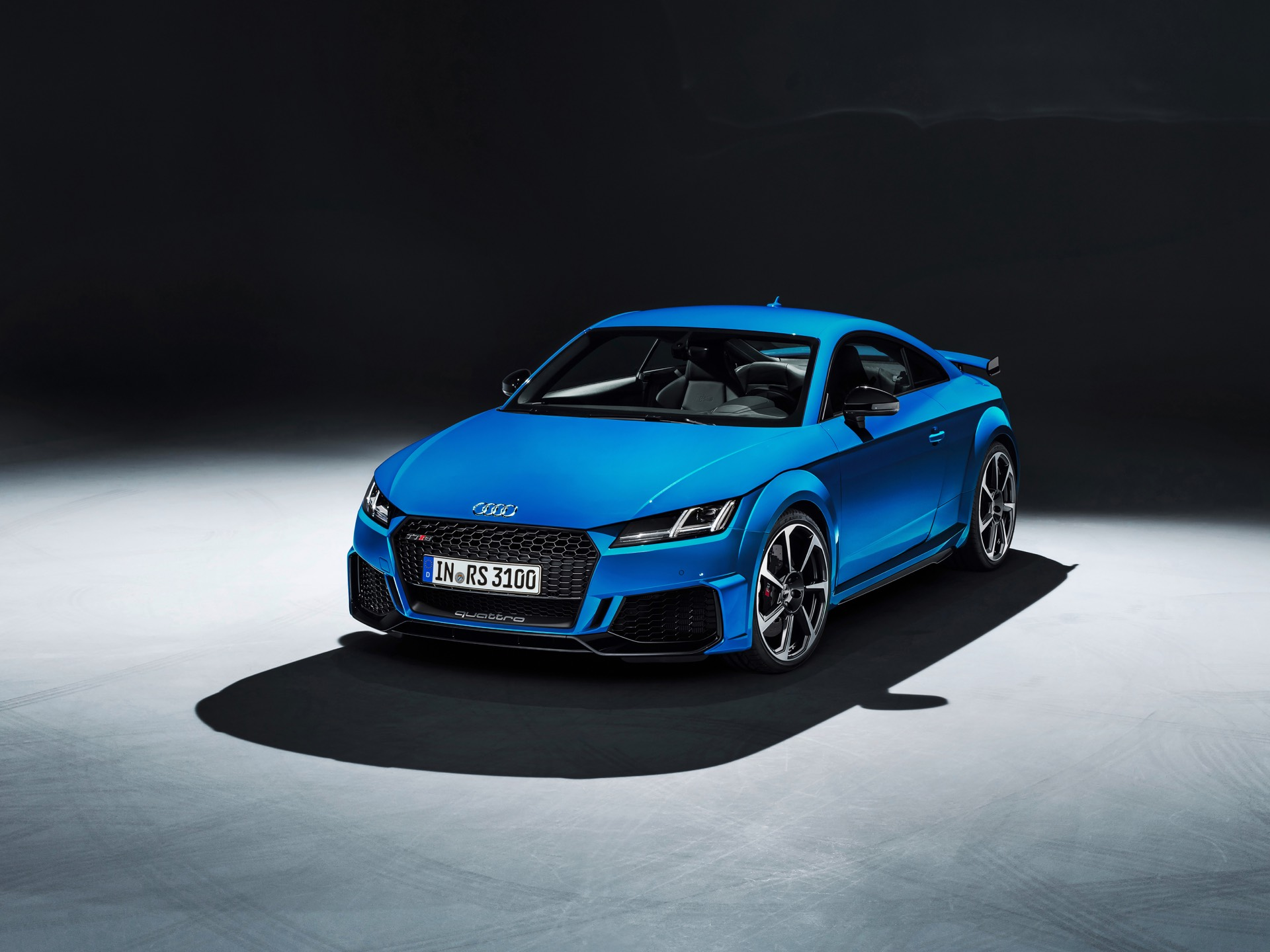 Audi TT RS Coupe and TT RS Roadster Get Facelift - GTspirit