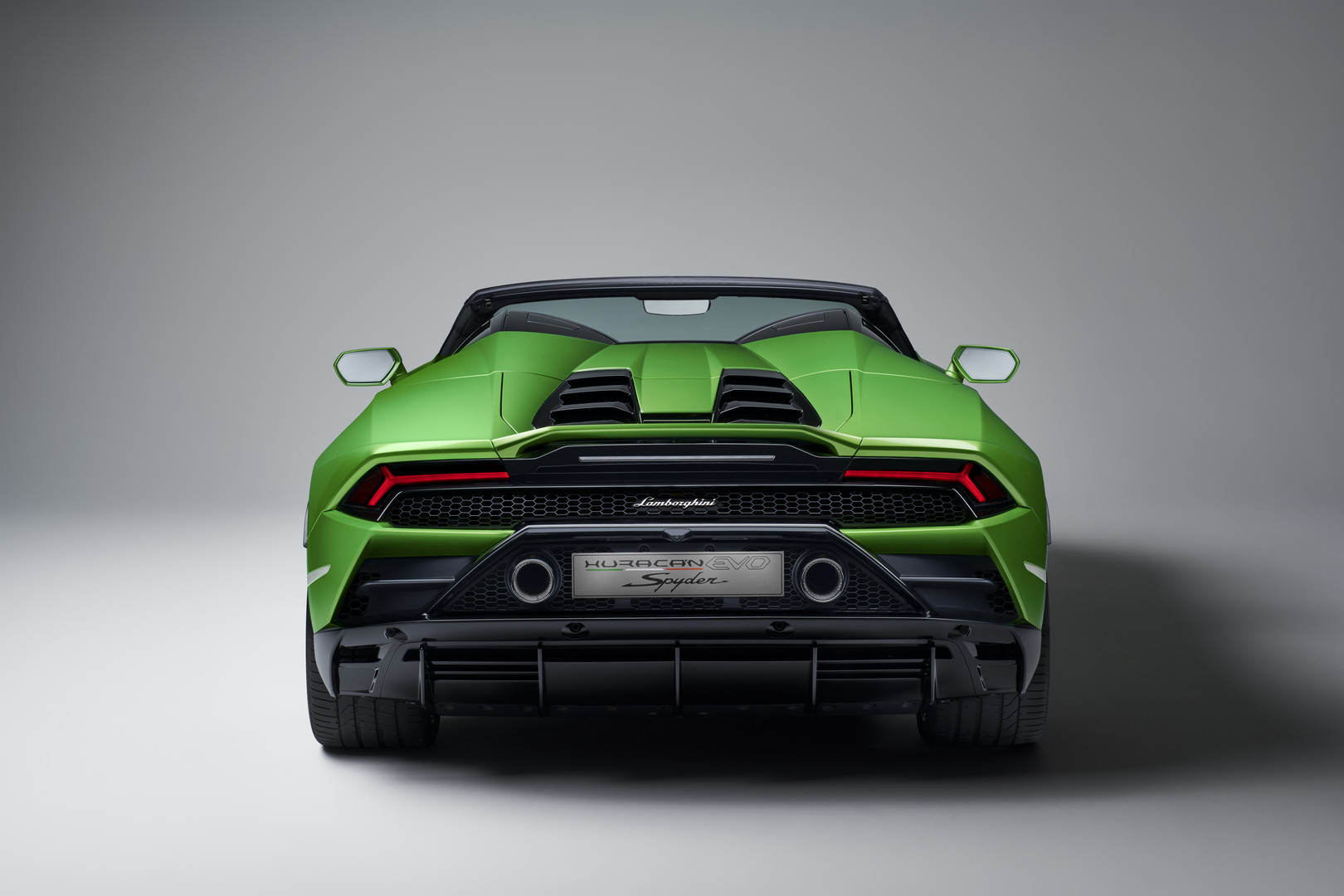Lamborghini Huracan Evo Spyder Officially Revealed Gtspirit