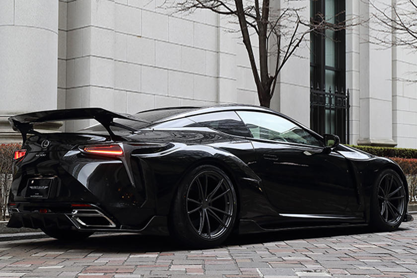 Lexus LC 500 Widebody