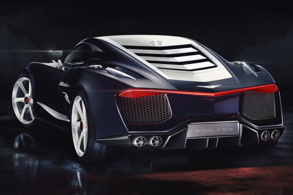 Maguari HS1 GTC by Hispano Suiza