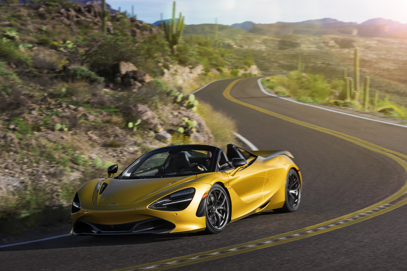 Mclaren 720s Spider Review Gtspirit