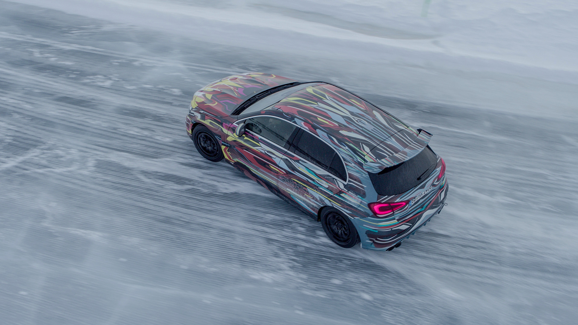 2020 Mercedes-AMG A45