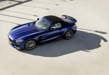 Mercedes-AMG GT R Roadster: Hardcore GT R Goes Topless
