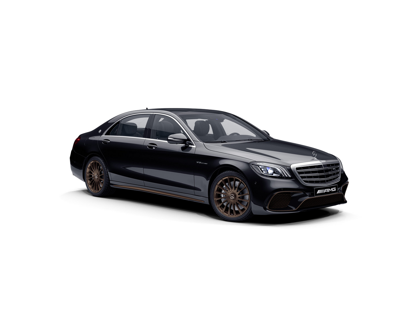 Mercedes-AMG S 65 Final Edition: Another V12 Discontinued