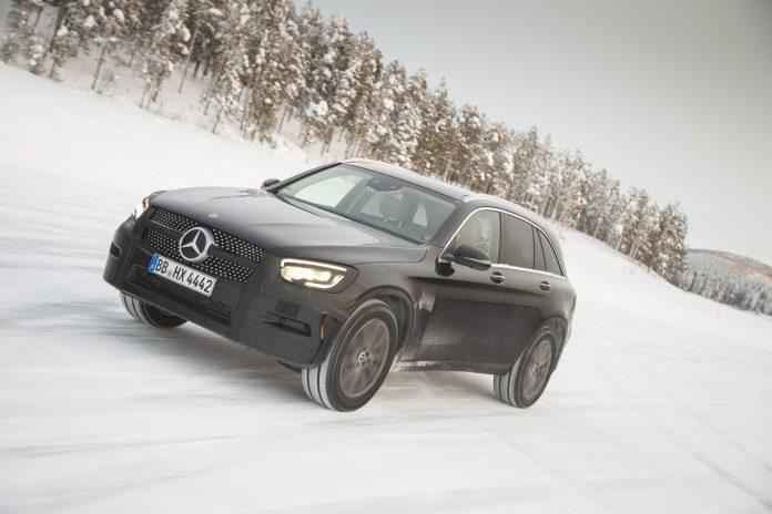 2020 Mercedes-Benz GLC Facelift