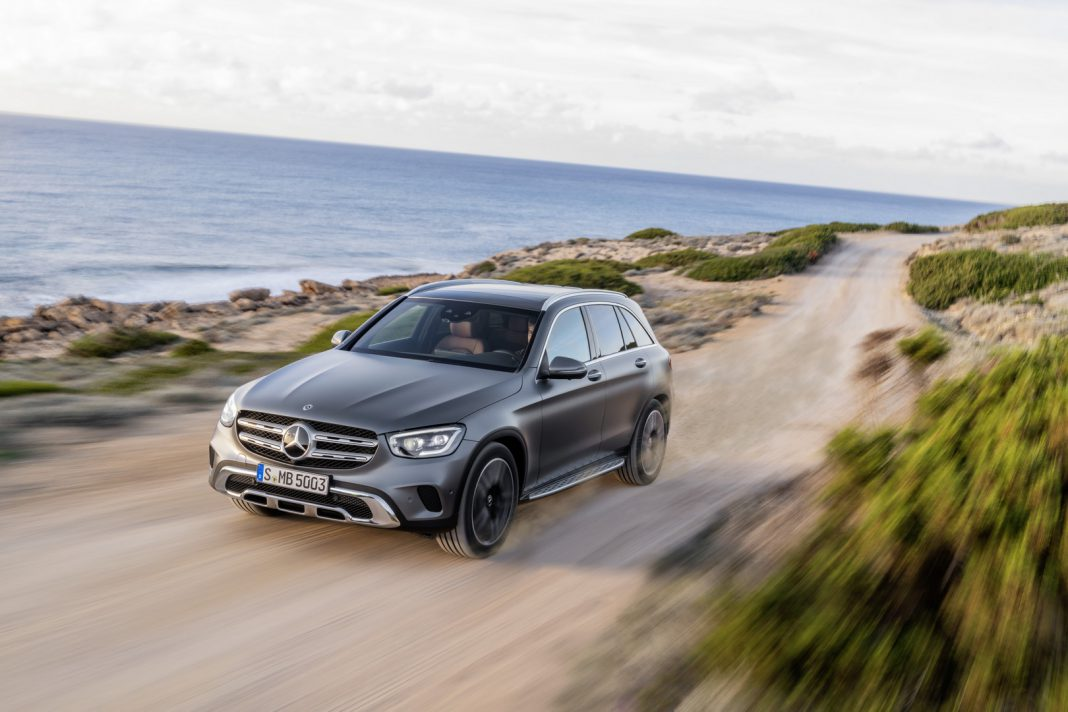 2020 Mercedes-Benz GLC Facelift