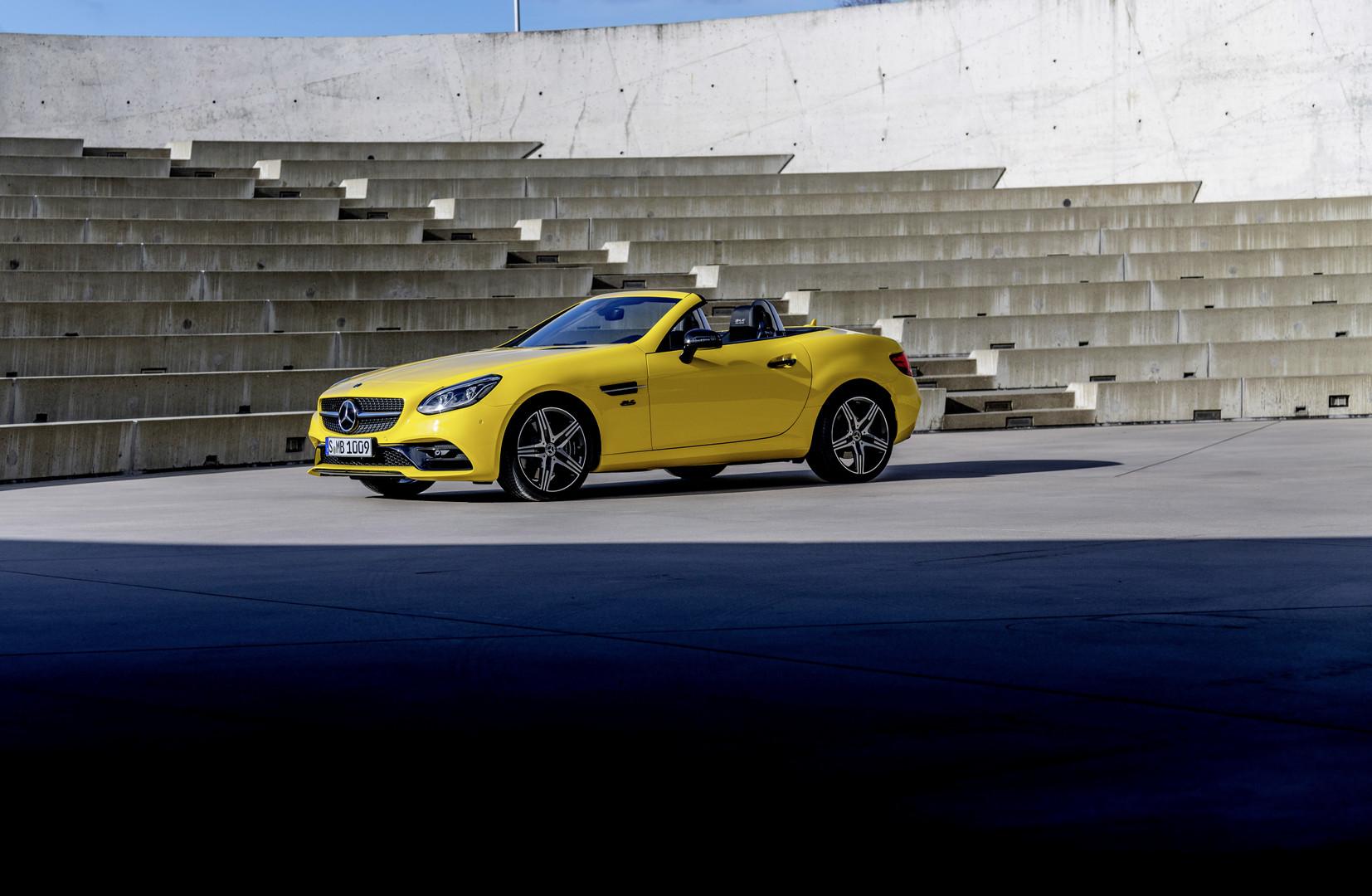 Merdeces-Benz SLC Final Edition
