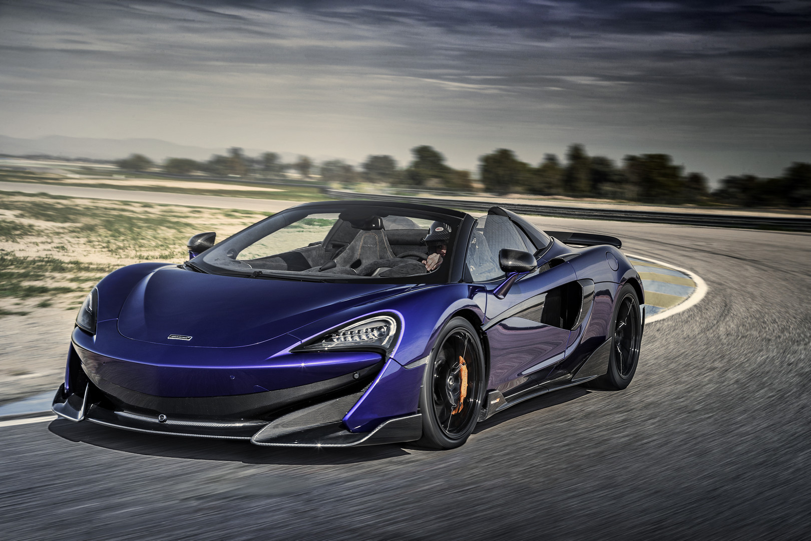 Mclaren 600lt Spider Review Gtspirit