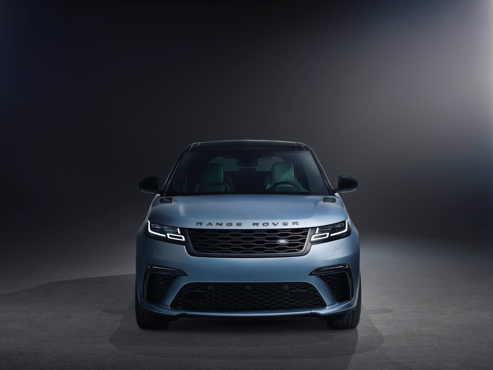 Range Rover Velar SVAutobiography Dynamic Edition Front