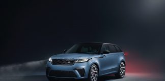 Range Rover Velar SVAutobiography Dynamic Edition Front Side