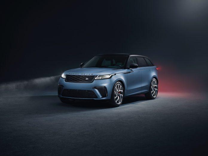 Range Rover Velar SVAutobiography Dynamic Edition Front Side