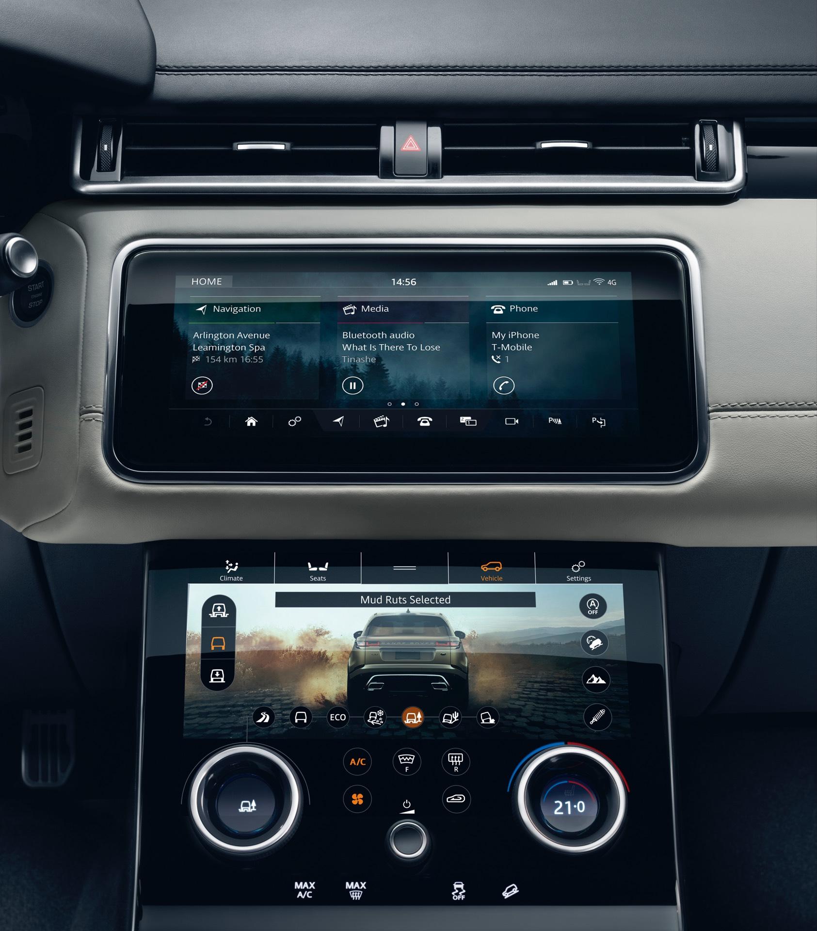 Range Rover Velar SVAutobiography Dynamic Edition MMI