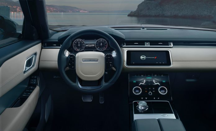 Range Rover Velar SVAutobiography Dynamic Edition Interior