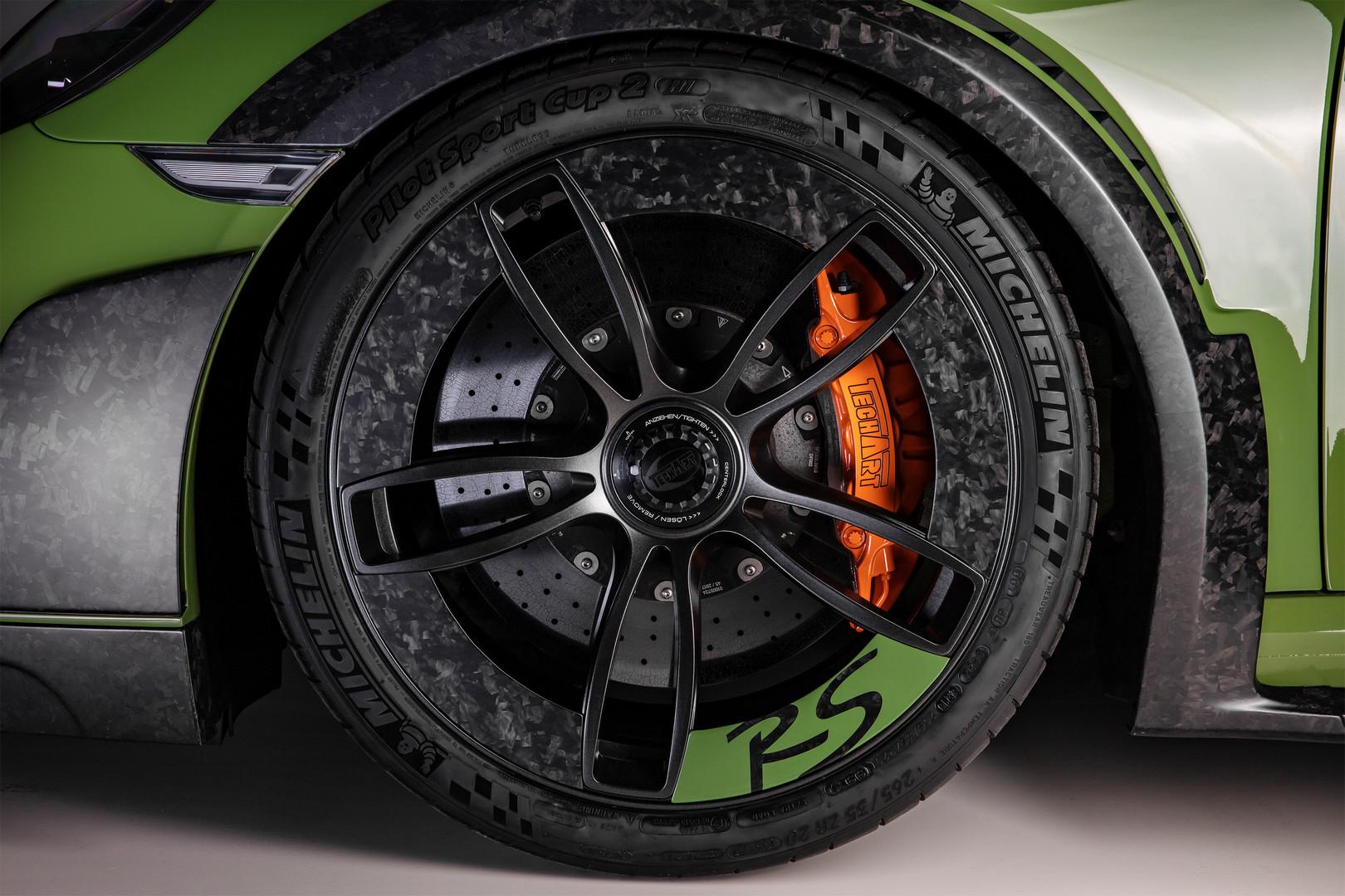 Techart GTstreet RS with 770hp