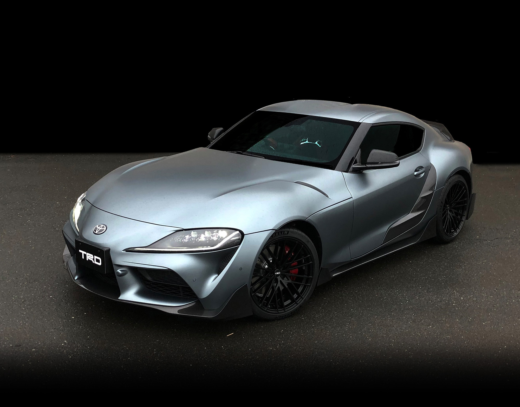 Toyota Supra gets more swagger with TRD Concept