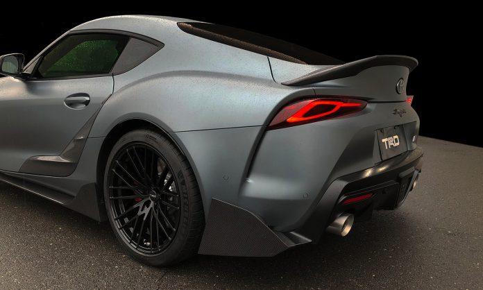 Carbon Rear Spats