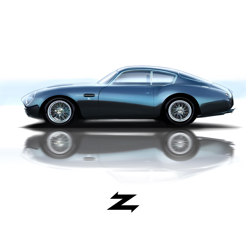 New Aston Martin DB4 GT Zagato Priced At $4,000,000