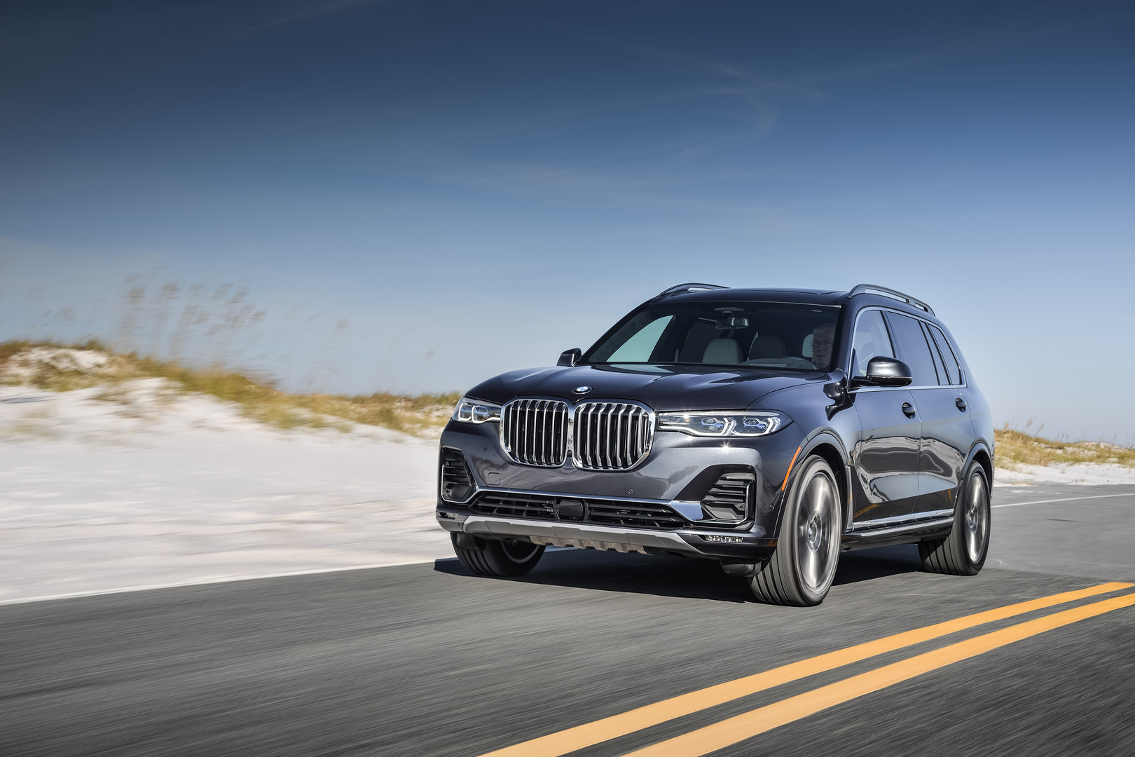 7 Passenger Suv List >> BMW X7 Review - GTspirit