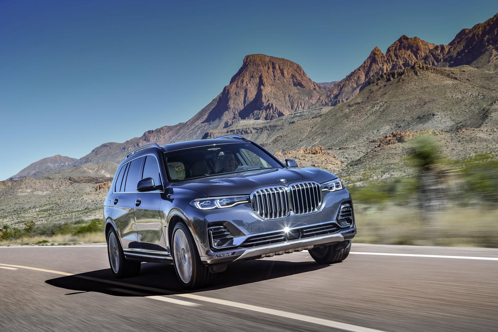 7 Passenger Suv >> BMW X7 Review - GTspirit
