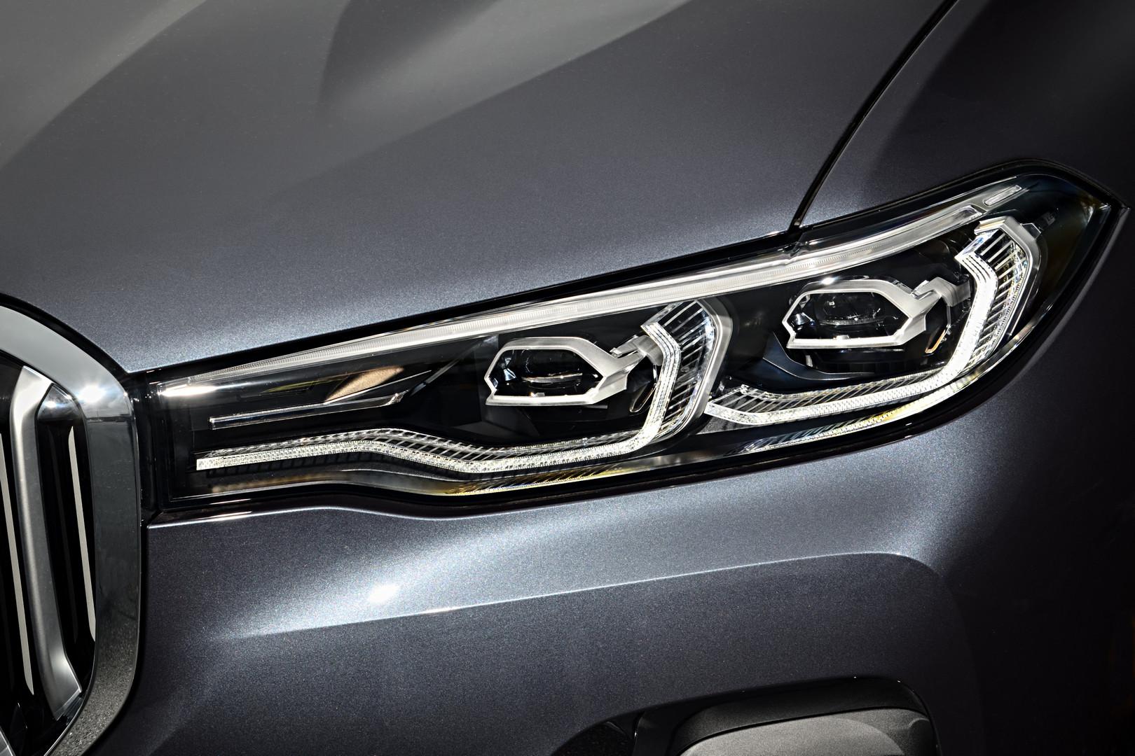 2020 BMW X7 xDrive 40i