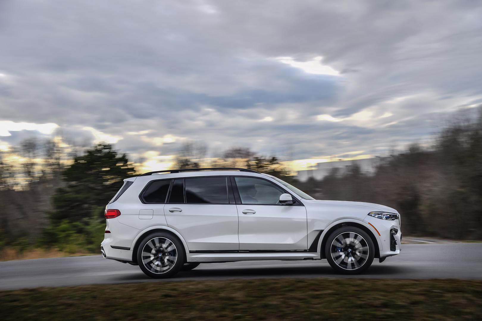 2020 BMW X7 xDrive50i