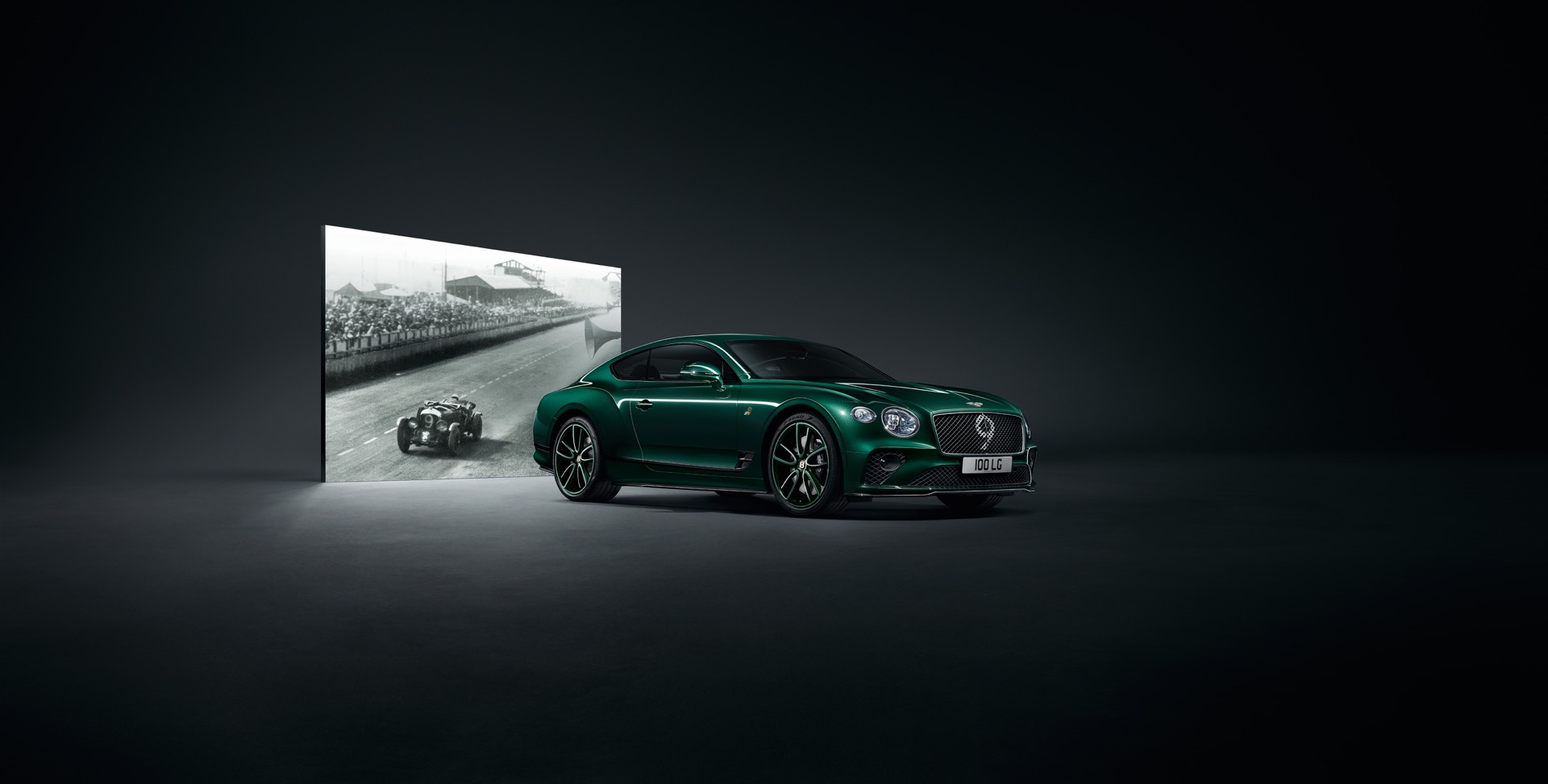 View Photos of the Bentley Continental GT Number 9 Edition
