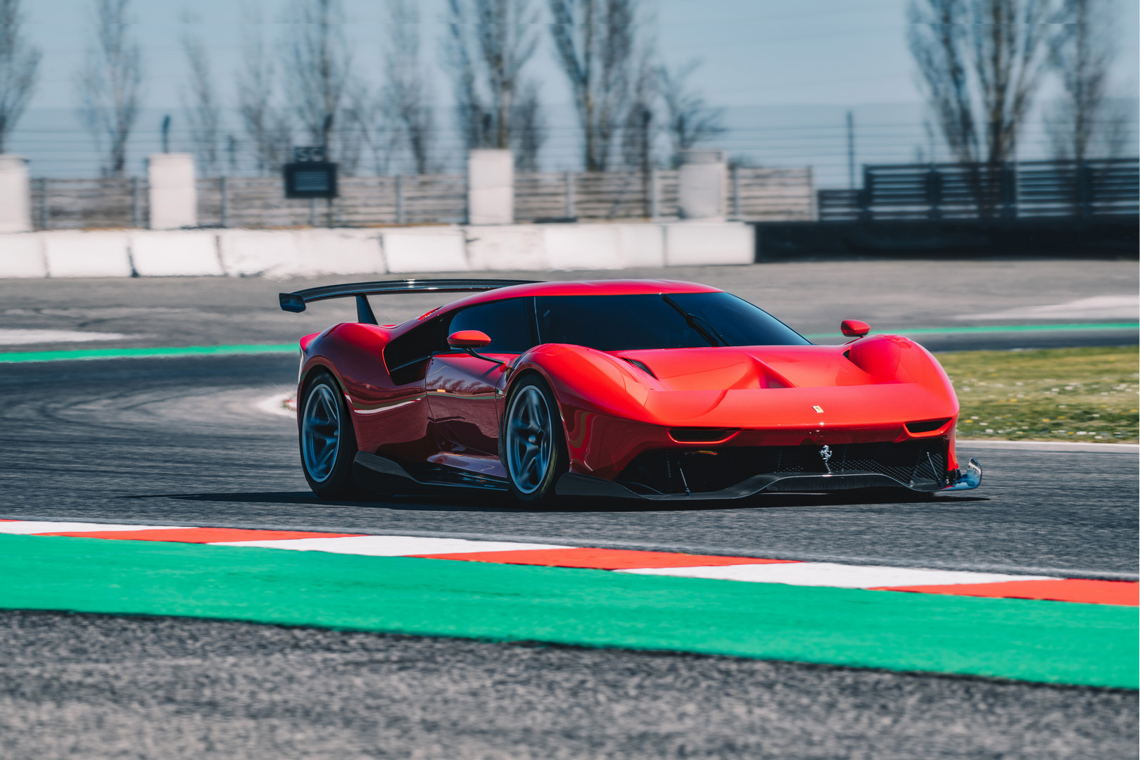 Ferrari P80/C: One-Off Racecar