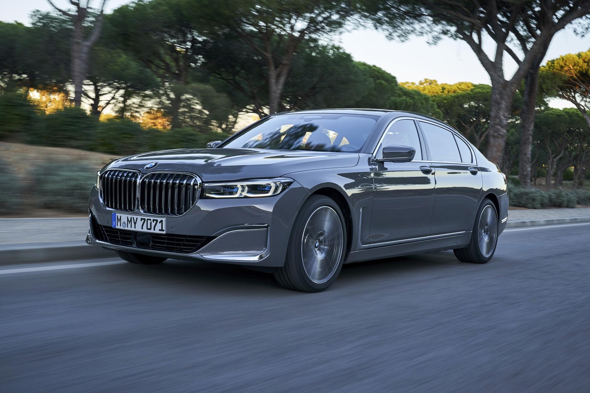 2019 BMW 750Li Review