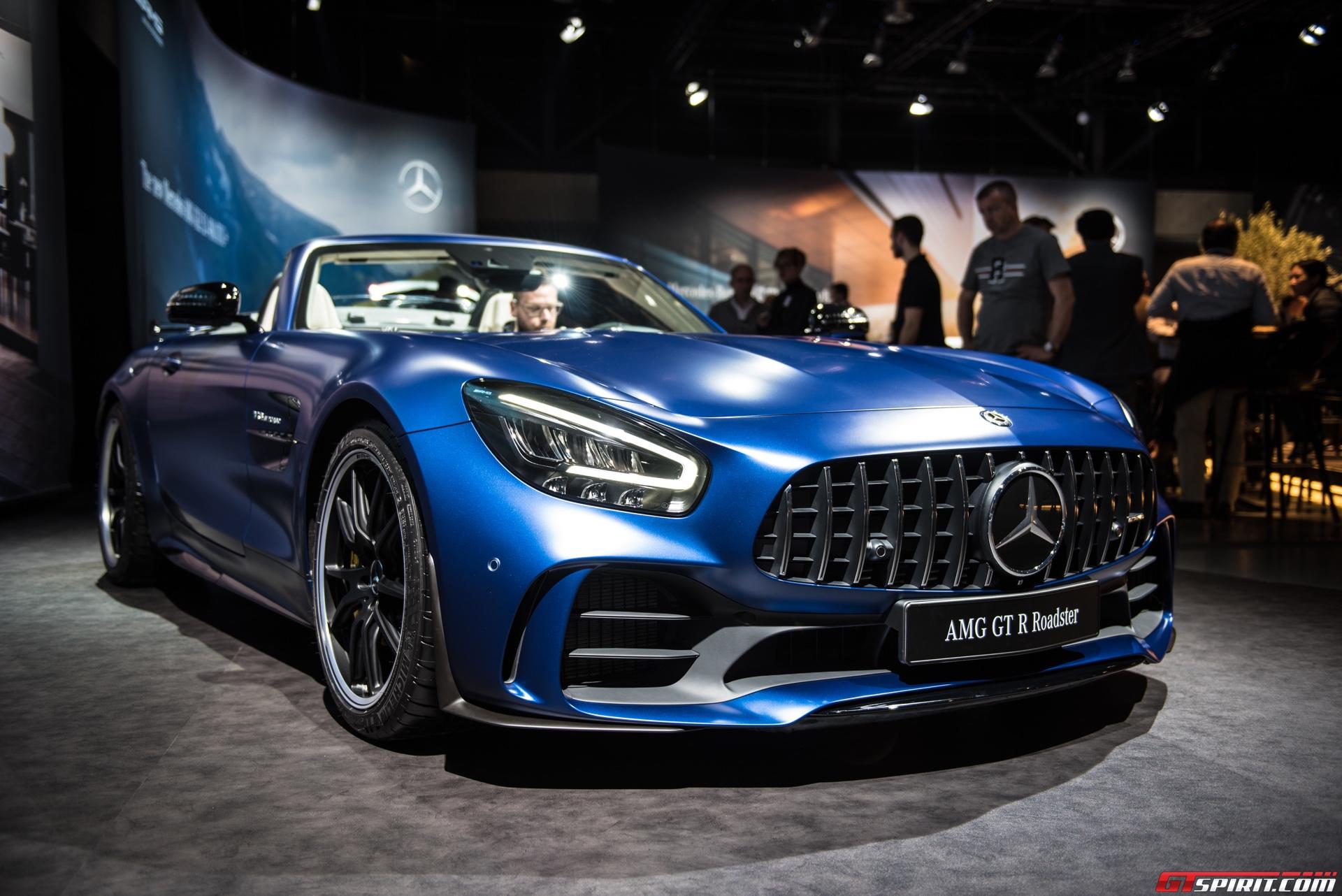 Mercedes-Benz at Geneva Motor Show 2019
