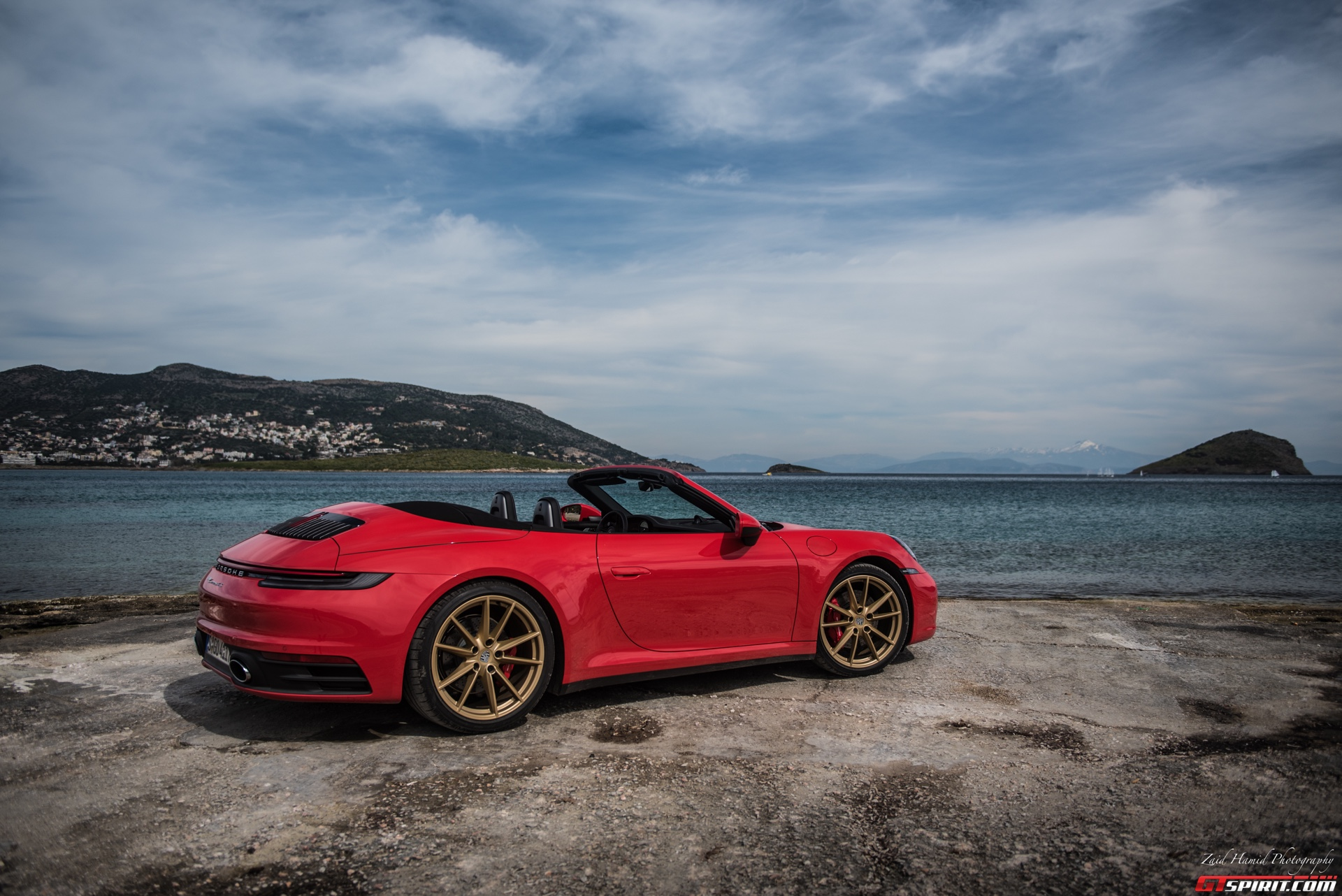2019 Porsche 992 911 Carrera Cabriolet Review Gtspirit