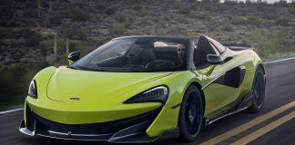McLaren 600LT Spider Review
