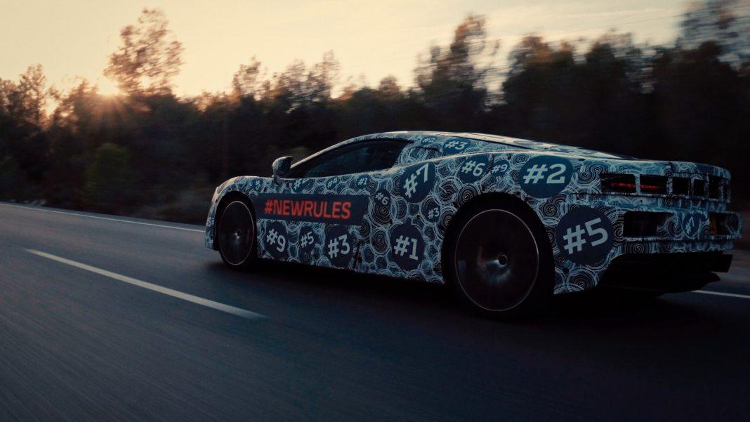 McLaren Grand Tour Prototype