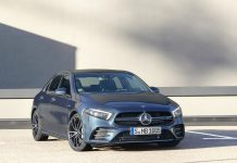 Mercedes-AMG A35 Sedan Officially Revealed