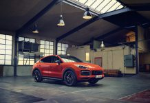 Porsche Cayenne Coupe: The 911 of SUVs