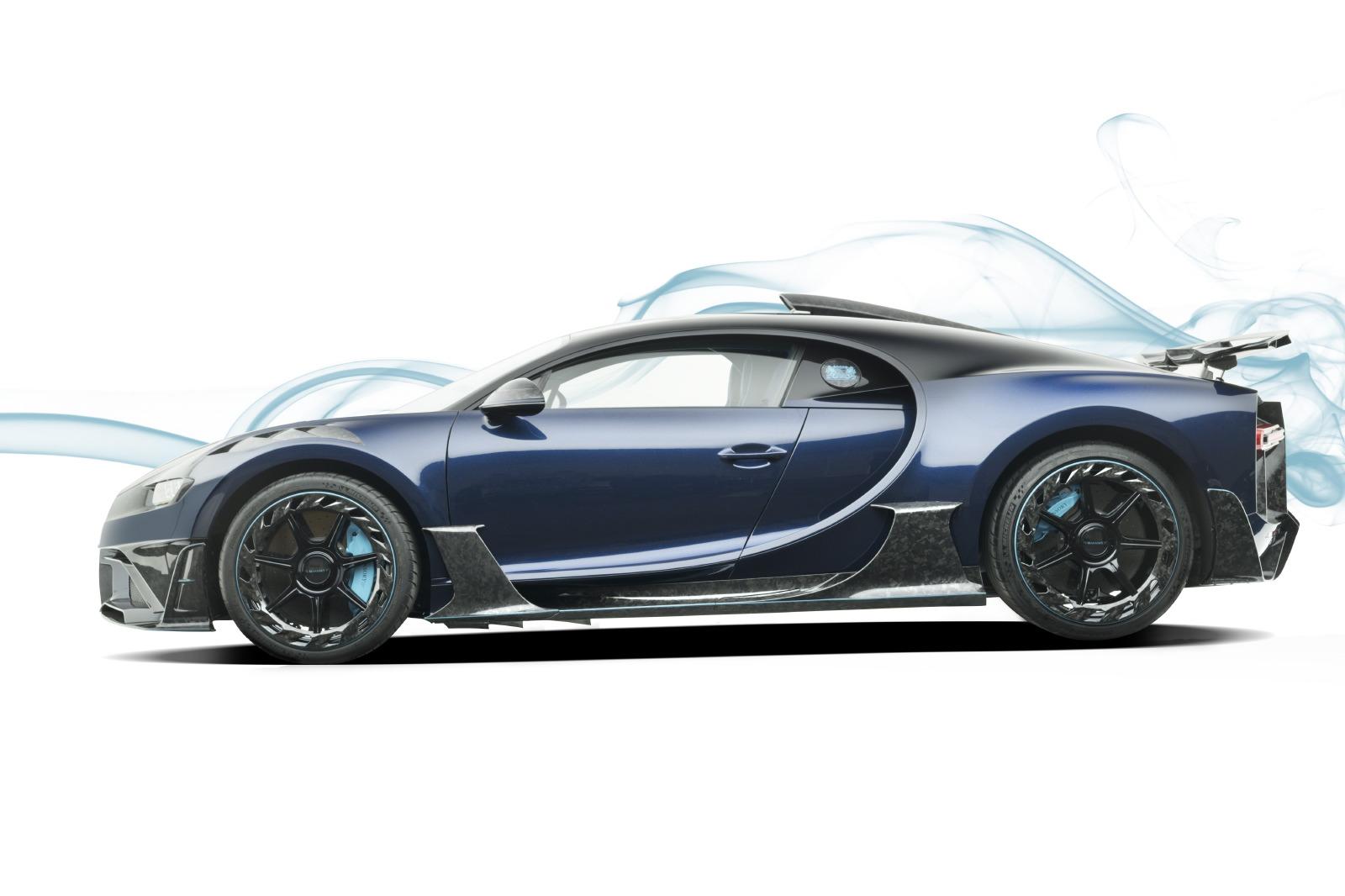 Mansory Centuria Bugatti Chiron
