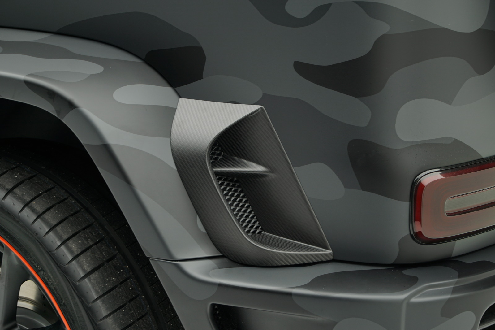 Mansory Mercedes-AMG G63