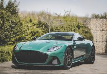 Aston Martin 'DBS 59' Superleggera