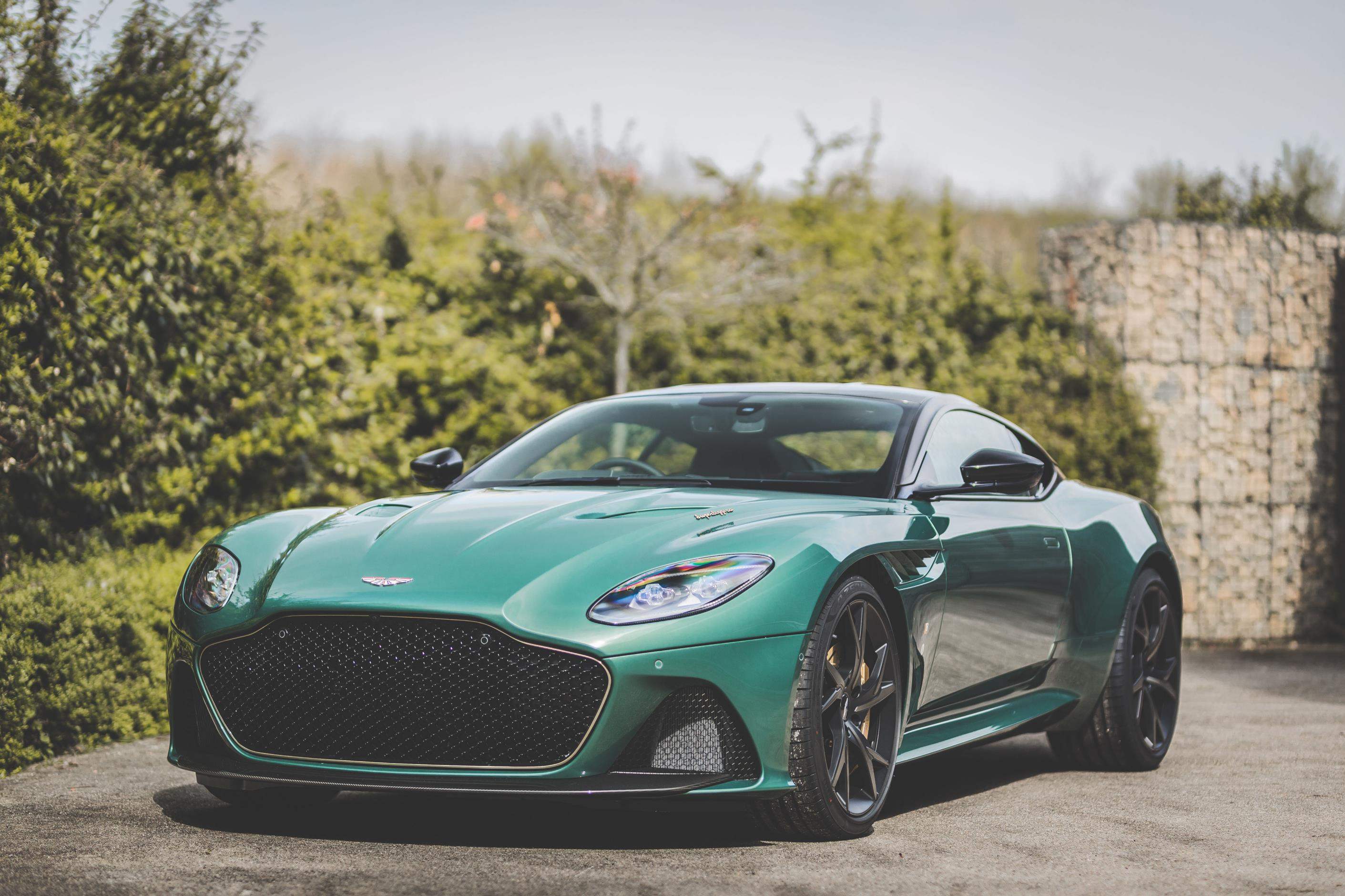 Aston Martin 'DBS 59' Superleggera