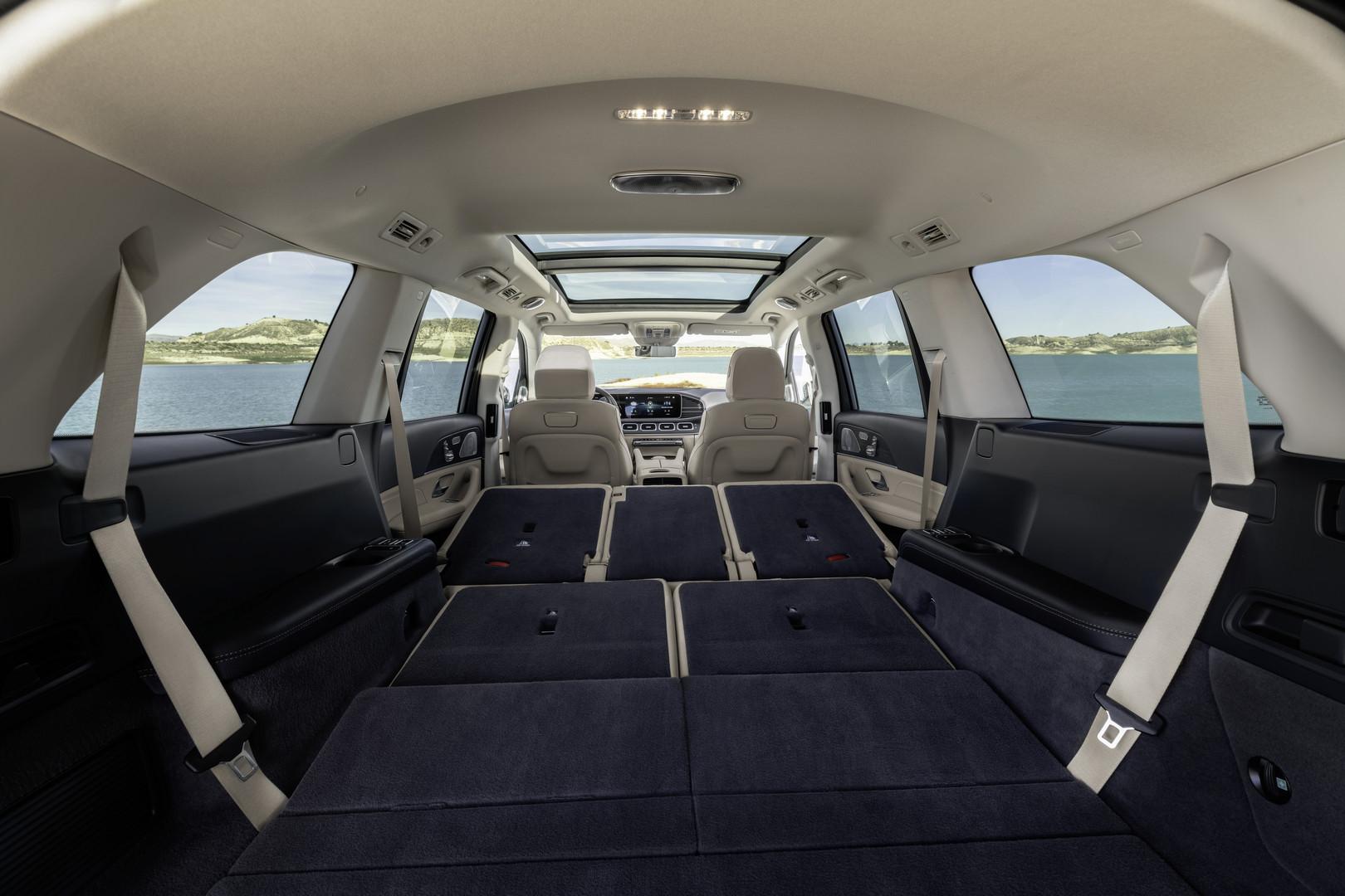 2020 Mercedes-Benz GLS