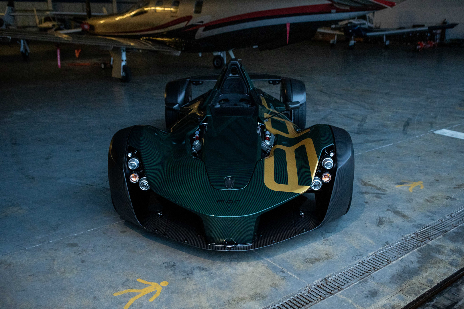 100th BAC Mono - Denmark
