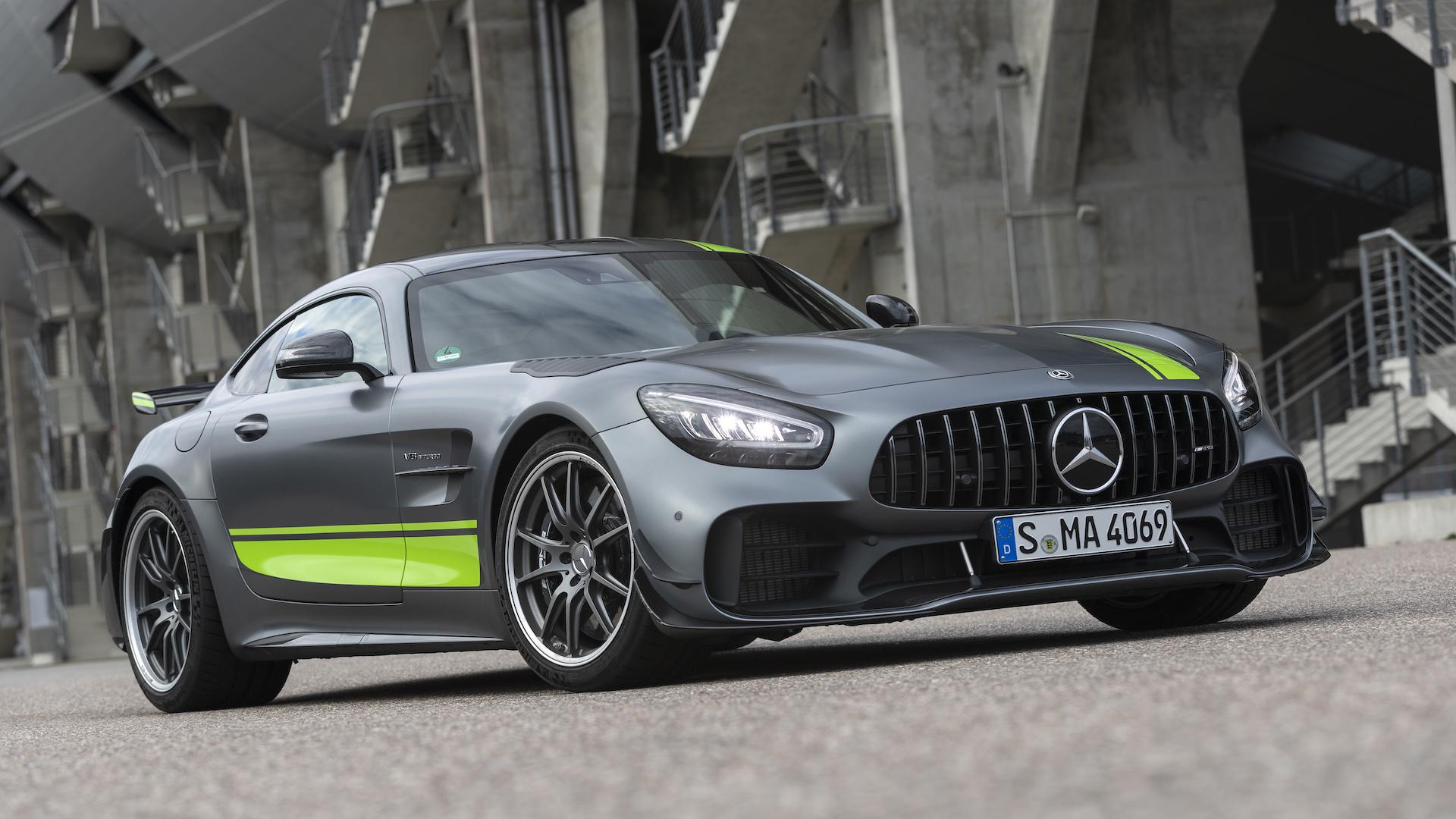 2019 Mercedes Amg Gt R Pro Review Gtspirit