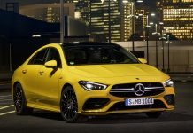 2020 Mercedes-AMG CLA 35 Revealed Officially