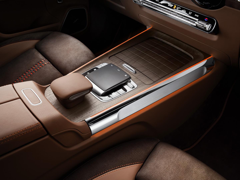 Mercedes-Benz GLB Concept SUV