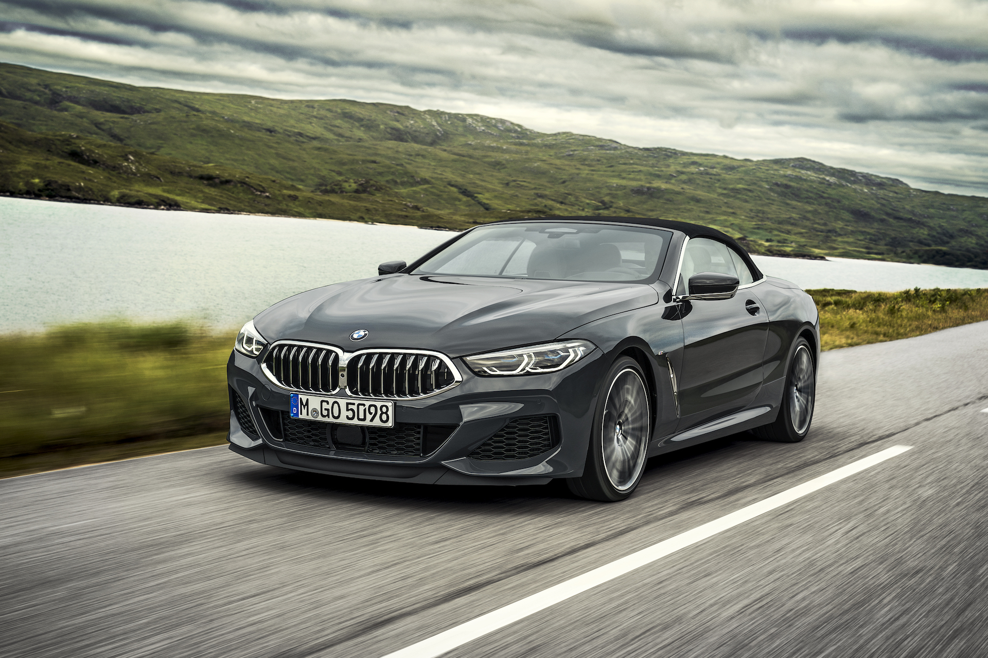 2019 BMW M850i Cabriolet Review